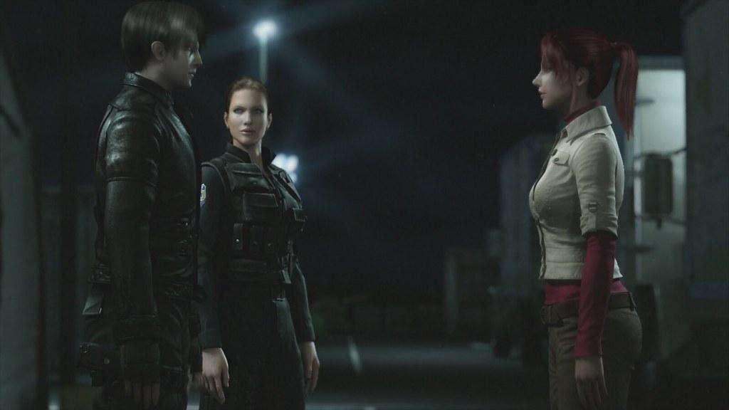Resident Evil Degeneration Solidsmax Flickr