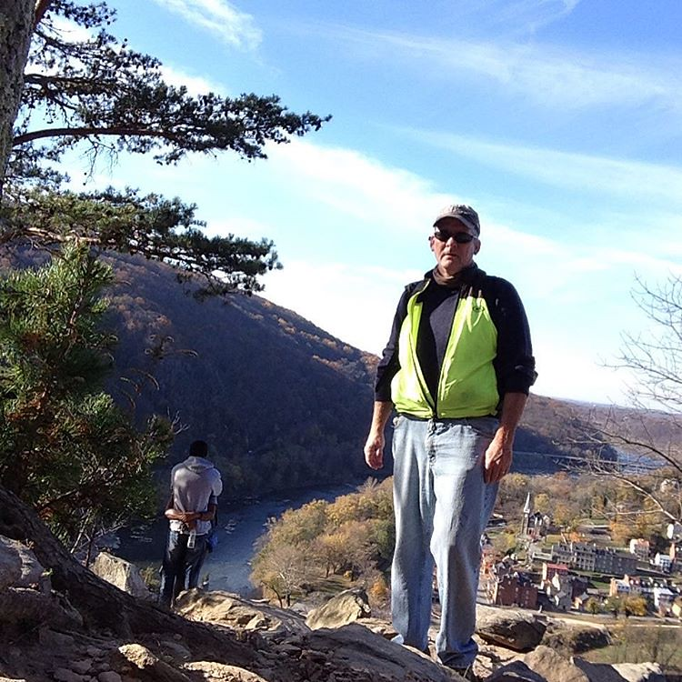 #hike #Marylandheights #harpersferry overlook