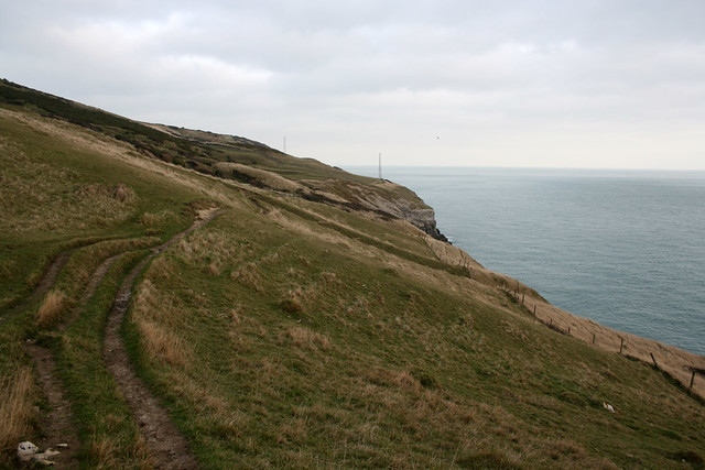 Approaching Durlston Country Park