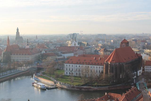 Wrocław, Dolny Śląsk, Poland