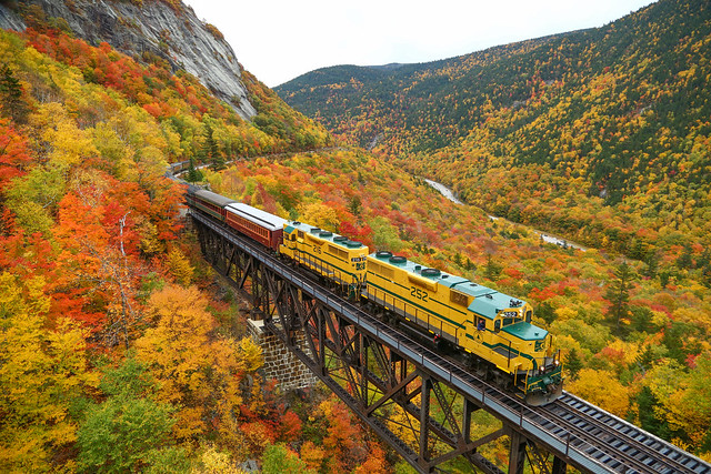 Conway Scenic 163 @ Crawford Notch