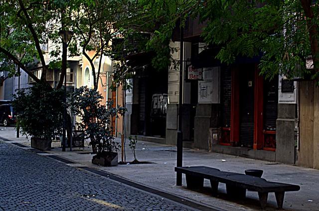 Calle Reconquista.
