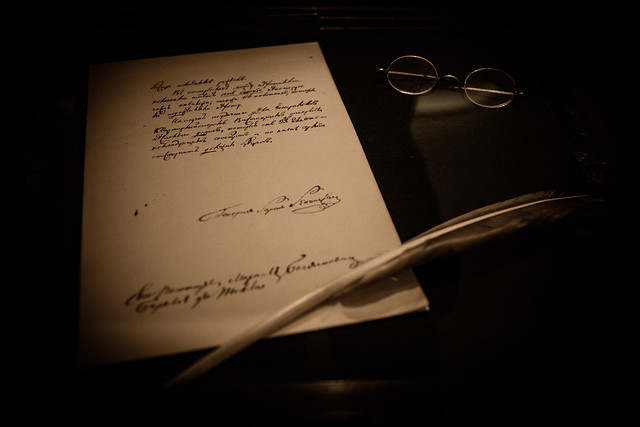 The old letter