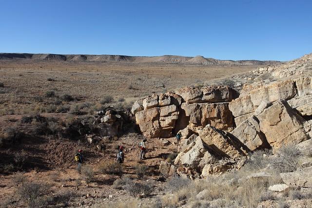 October Gypsum Cave