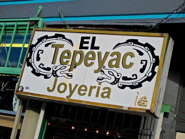 El Tepeyac Joyeria, San Francisco, CA