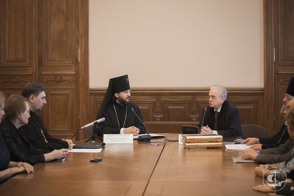 10 сентября 2015, Подписание договора с Эрмитажем / 10 September 2015, Signing the agreement with the Hermitage