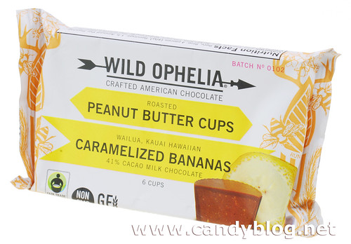 Wild Ophelia Caramelized Bananas Peanut Butter Cups   by cybele-