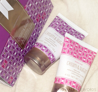 Mary Kay Holiday 2015 Gifts Cream Sugar Body Gift Set Flickr