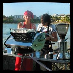 lapotenza #alexandrakamp #cookingforfriends #tchibo #espresso #coffee...