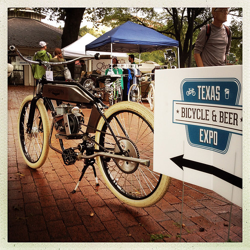 Texas Bike And Beer Expo 2015 | by dickdavid