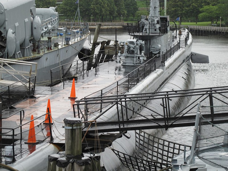 USS Lionfish SS-298 6