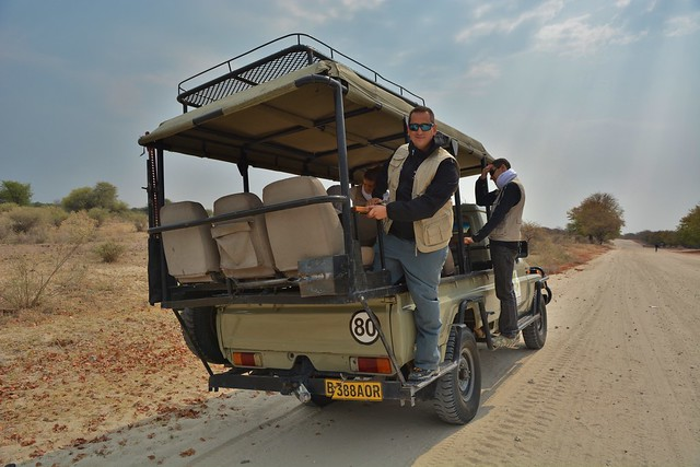 Sele en Botswana