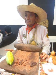 Chocolate from Mexico - Salon du Chocolat | by sela-v