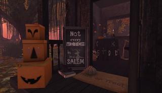 Serenity Style- Witch Porch | by Hidden Gems in Second Life (Interior Designer)
