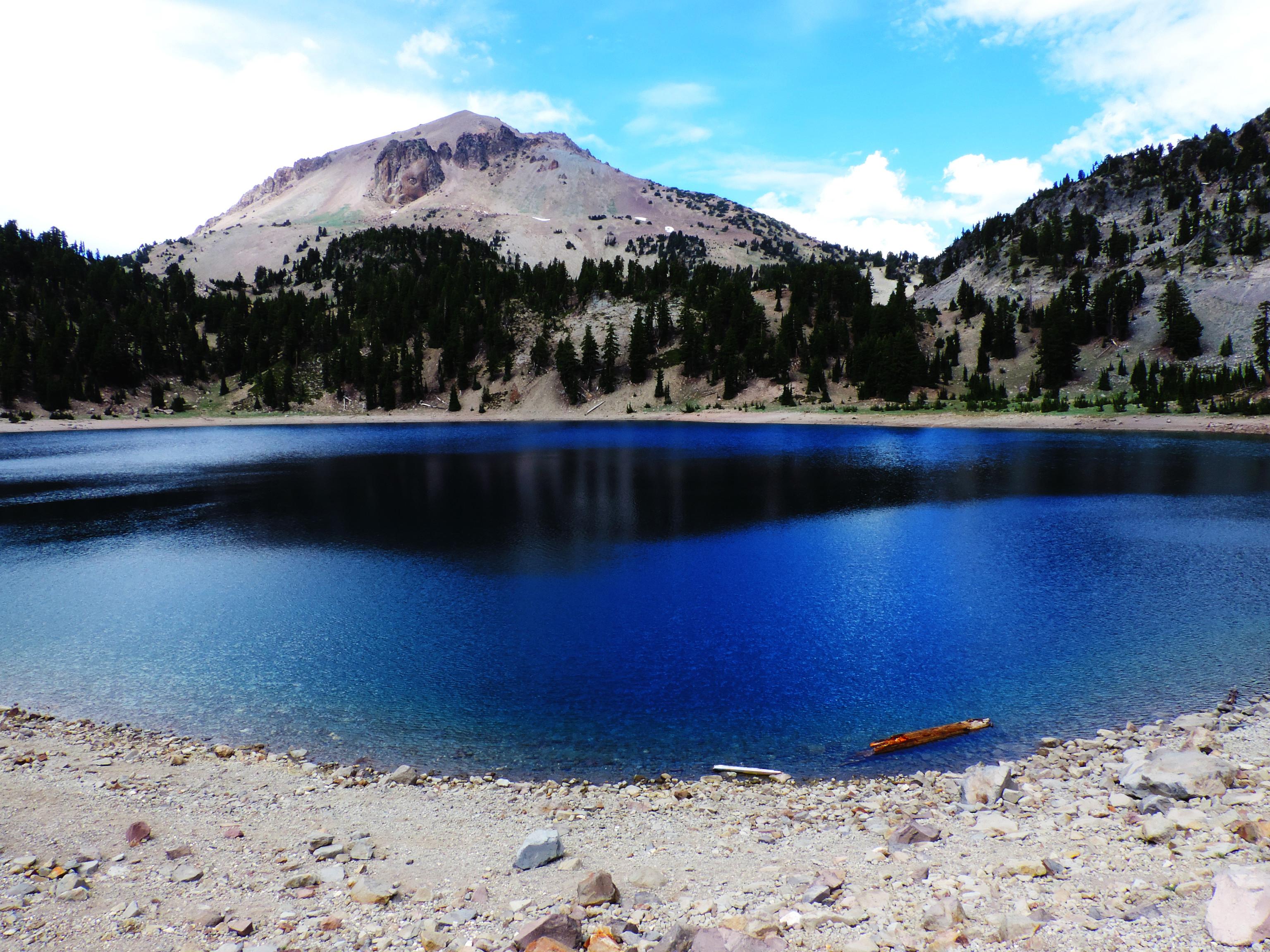 Lake Helen, Lassen Volcanic National Park, CA, USA