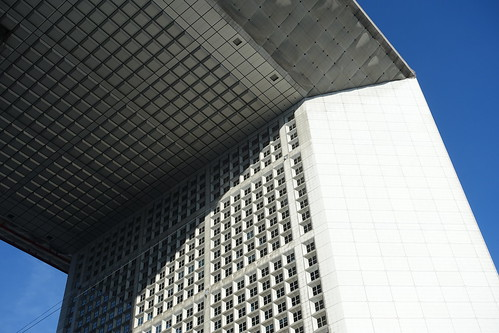Grande Arche @ La Défense @ Paris | by *_*