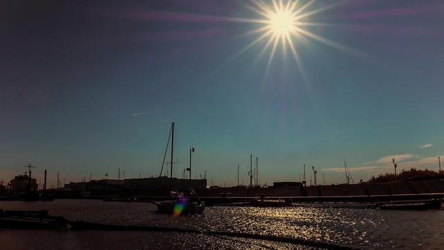 Le port de Blankenberge