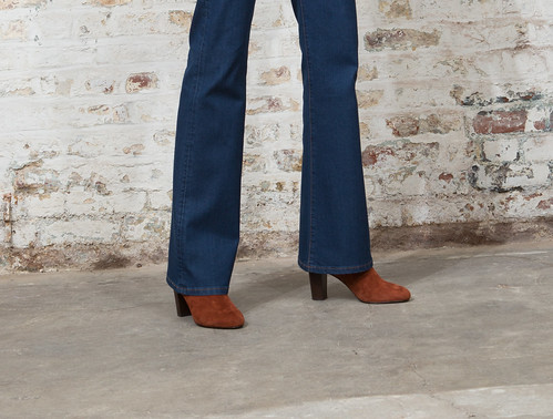 894a3bc2f5822 The new Denim Collection from Promod consists of 7 timeless silhouettes in  different washes that promise to magnify your femininity, accentuate your  curves ...