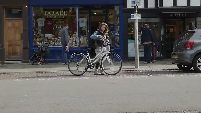 Bicycles in Cambridge