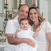 Batizado Daniel - Fábia e Sergio Sotelino