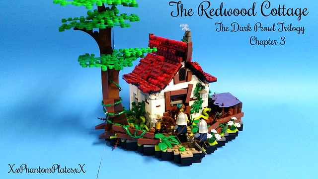 (CBC 2015) - The Redwood Cottage - With Figs
