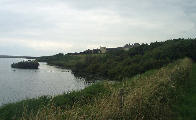 Gore Cove and The Moonfleet Manor Hotel