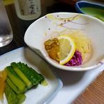 dinner @『ひなの宿 ちとせ』(新潟県十日町市松之山)