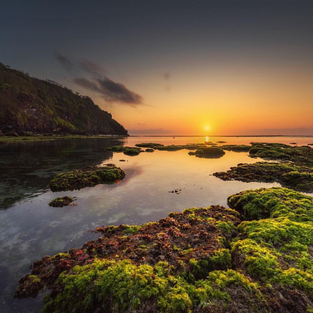 Bekasi Timur, Bekasi City, West Java, Indonesia Sunrise