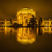 Palace of Fine Arts & Golden Sky by Luís Henrique Boucault