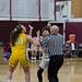 Girls JV Basketball vs CBA