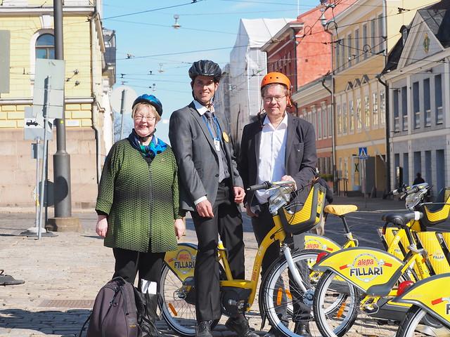 Helsinki Bike Share