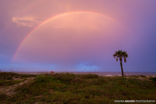 ocean travel pink blue sea sky usa cloud storm beach nature beautiful clouds photography us photo rainbow pretty purple unitedstates image florida gorgeous dune picture stormy historic photograph palmtree fl sanddune fernandinabeach ameliaisland mainbeach dawnamoorephotography dawnamoorephotographycom
