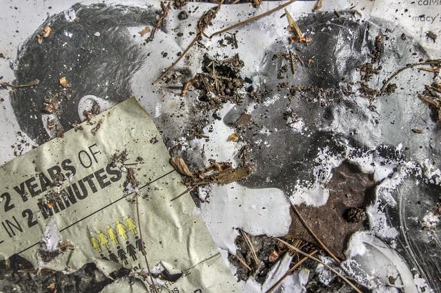 found on ground