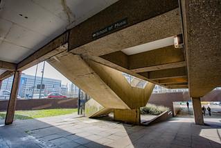 School of Music - Birmingham Central Library Complex