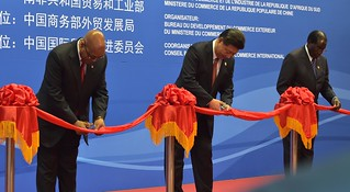President co-chairs the opening ceremony of the Johannesburg Summit of the Forum on China -Africa Cooperation (FOCAC), 4 Dec 2015 | by GovernmentZA