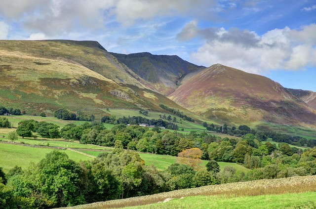 Blencathra and the Northern Fells, Lake District