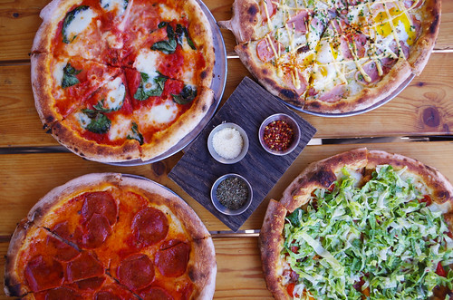 Parlor Pizza Brunch