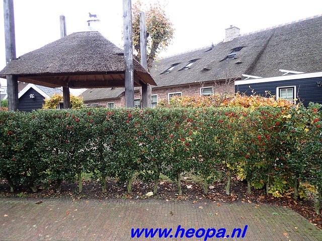 2016-11-09  Gooimeer tocht   25 KM   (23)