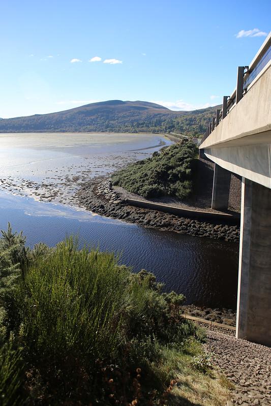 Loch Fleet from the A9