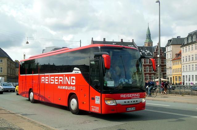 German Setra S415 HH-RR348