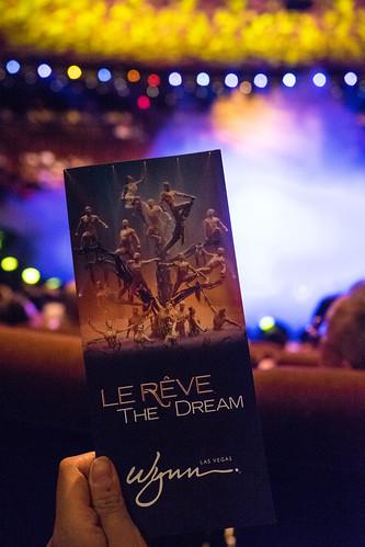 Le Rêve-The Dream in Las Vegas | by a.isforapples