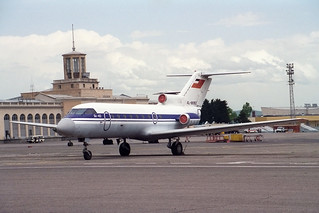 4L-88183 Yakovlev Yak-40