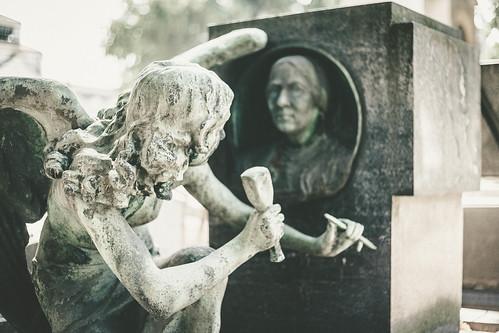 Cimitero monumentale Milano | by Andrea Pada Racca