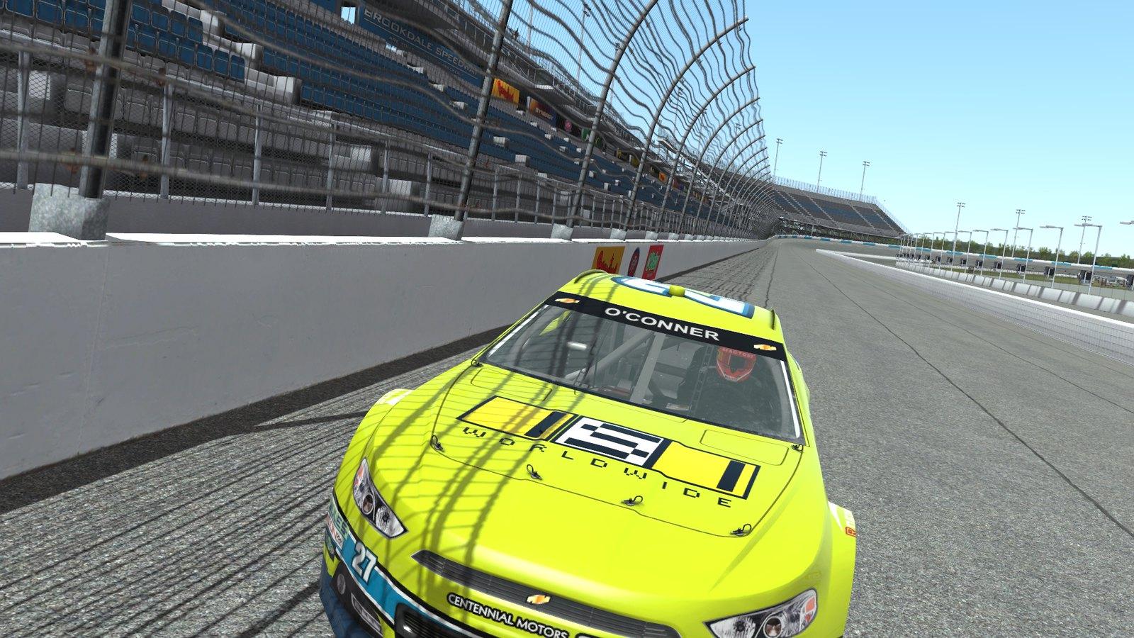 rFactor 2 Brookdale Speedway 4