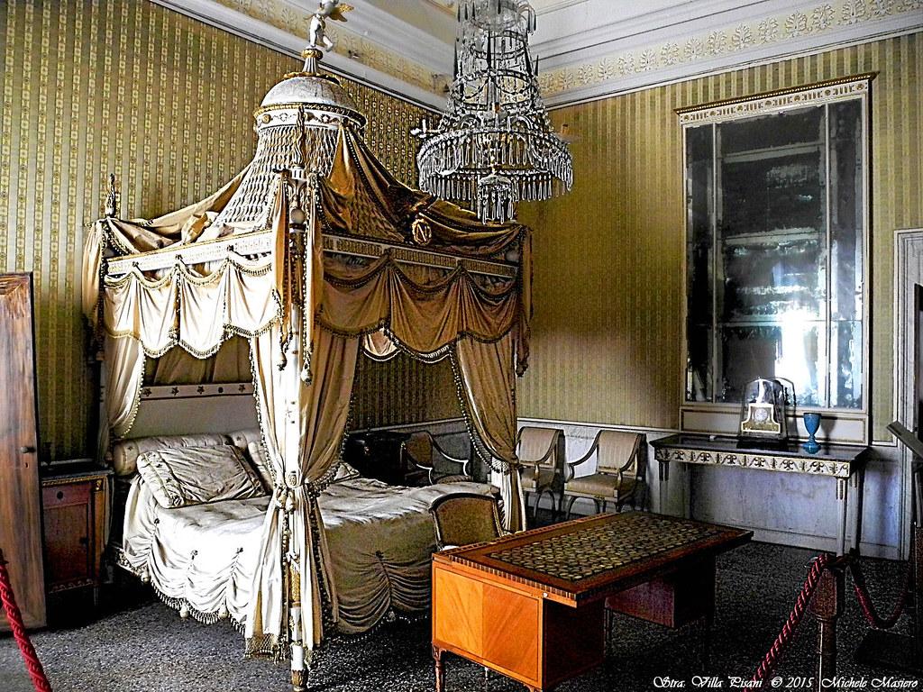 Interni Di Villa Pisani : Stra: villa pisani la camera da letto di napoleone the beu2026 flickr