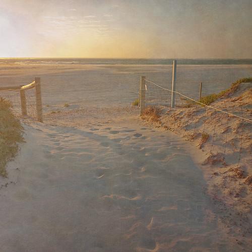 geraldton midwestregion westend westernaustralia sunset beach landscape postprocessed textured texturesinlayers