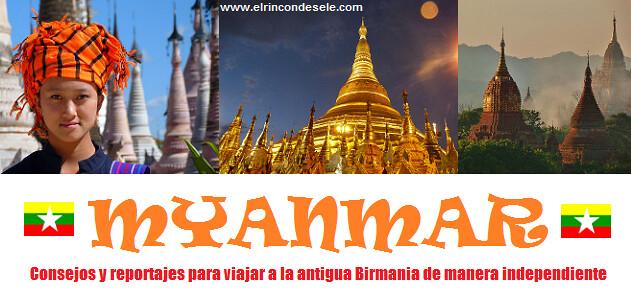 Artículos sobre Myanmar en El rincón de Sele