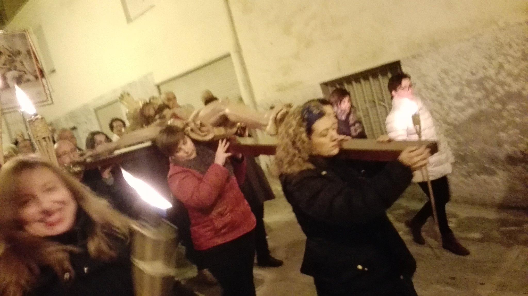 (2016-03-18) - VII Vía Crucis nocturno - Javier Romero Ripoll (093)