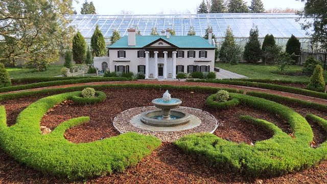 Miniature Mansion