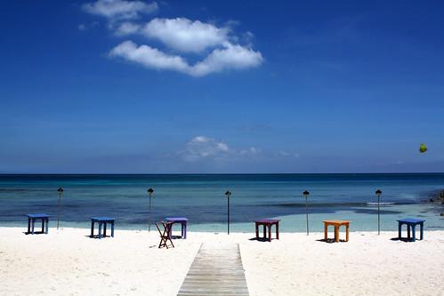 aruba caribbean beach july 2010
